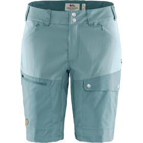 Fjällräven Abisko Midsummer Shorts Damer, blå